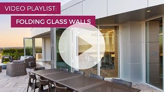 Easy to Use | 4x 8 Folding Glass Walls | Solar Innovations, Inc.