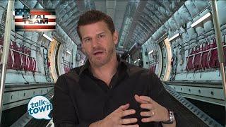 SEAL Team | NewsChannel 5 Interview w/ David Boreanaz (27.09.17)