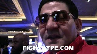 """ANGEL GARCIA ADDRESSES ERROL SPENCE AND SHAWN PORTER: """"AIN'T NOBODY SCARED...JUST GOTTA BE RIGHT"""""""