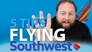 5 Tips Flying Southwest Airlines