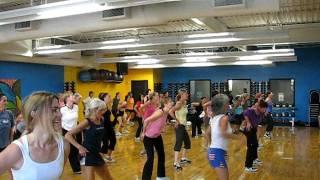 Burlesque/Show Me How to Burlesqu by XtinaThe 9:05 Spot 'Cardio Party' Fitness w/TRawckk '
