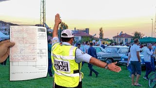 """3.Klasik Oto Festivaline Gittik """"CEZA YEDİK & EHLİYETİ VERDİK"""""""