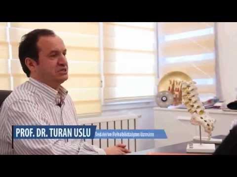 Bel Ağrıları ve Sebepleri Nelerdir? - Prof.Dr.Turan Uslu