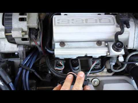 1989 Buick Century 3 3L won't start, runs then quits, rough