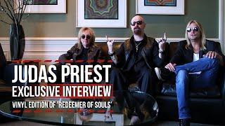 Judas Priest Discuss Vinyl Edition of 'Redeemer of Souls'
