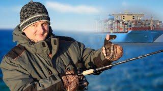 Снасть для ловли корюшки на финскому