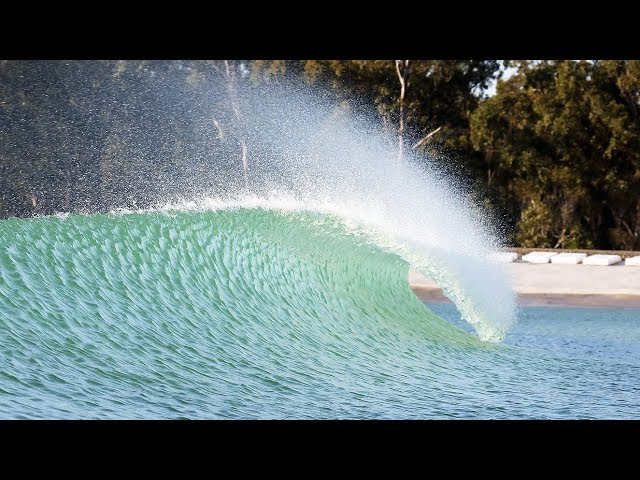 Surf Lakes   Australia's First Wave Pool