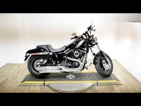 2014 Harley-Davidson Dyna® Fat Bob® in Wauconda, Illinois - Video 1
