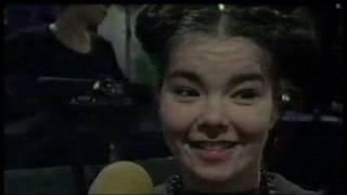 Sugarcubes en vivo 17/20:Chihuahua + entrevista a Björk y Einar
