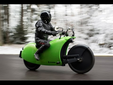 Is This the Tesla of Motorbikes?