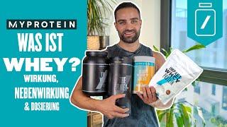 Was ist das beste Whey Protein? | mit Goeerki