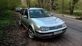 After 312000 km (200000 miles): VW Golf Mk4 1.9 TDI: Performance and Look