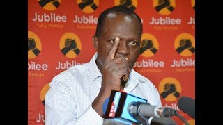 Should the Media heed to Jubilee Sec Gen Tuju's call to shift focus from 2022 politics: The Newsroom