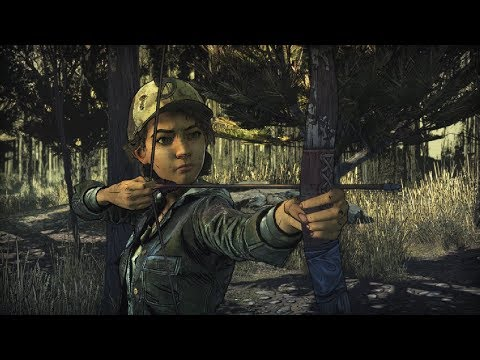 LOVENÍ - The Walking Dead: Final Season  | #4