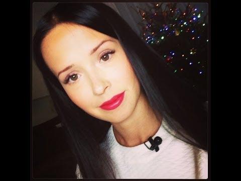 vlog: ежедневный макияж, нарощенные ресницы, косметика chanel