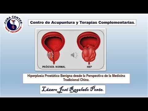 Adenoma de próstata fitosbory