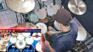 Real Drum + Bateria 🎶Vem Me Amar   Jonas Esticado🎶 Nilkson Drummer