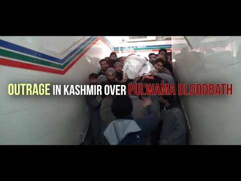Bloody Saturday: Outrage in Kashmir after seven civilians killed in Pulwama