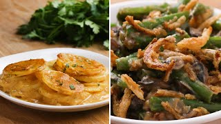 Dairy-Free Sides For Your Holiday Dinner