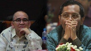 Mahfud MD Ungkap Dirinya Batal Jadi Cawapres Jokowi, Ruhut Sitompul: Rumah Sebelah Makin Sewot