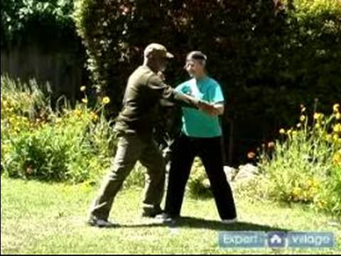 How to Practice Tai Chi Chuan Yang : How to Apply the Tai Chi Ward Off Left Movement