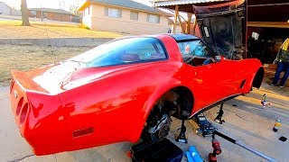 45K Mile 1980 Corvette - New Brakes + Test Drive