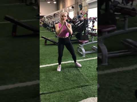 Bodyweight Side Lunge to Squat
