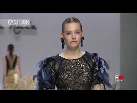 CARLA RUIZ Barcelona Bridal Fashion Week 2018 - Fashion Channel