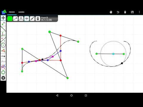 Video of FreeGeo Mathematics
