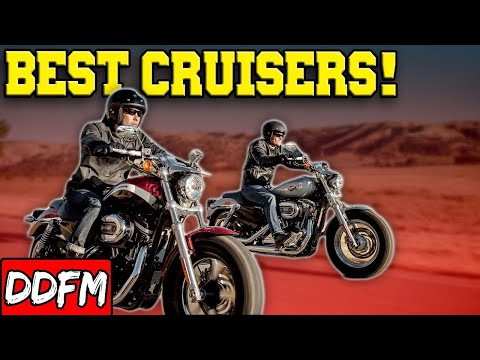5 Best Beginner Cruiser Motorcycles of 2017!