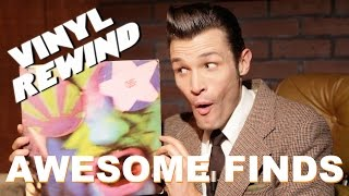 Arthur Brown, Milli Vanilli, The Beach Boys, Gypsy & more on Awesome Finds #20