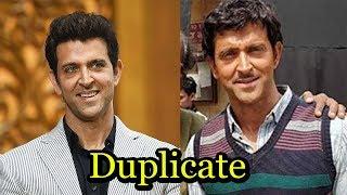 Shockingly Similar Duplicates of Bollywood Celebrities 2018