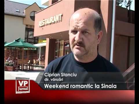 Weekend romantic la Sinaia