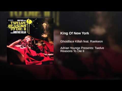 King of New York (Song) by Ghostface Killah and Raekwon