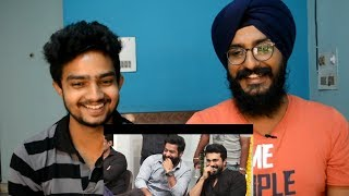 RRR Launch Video REACTION - NTR, Ram Charan | SS Rajamouli | Parbrahm&Anurag