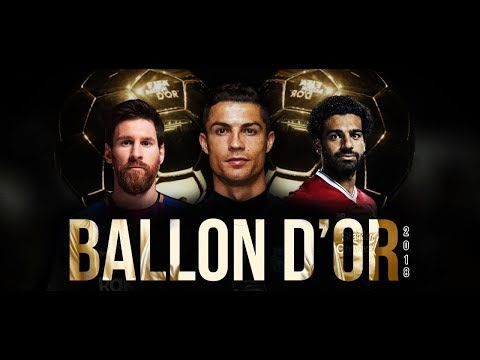 Ronaldo vs Messi vs Salah • Ballon D'or 2018 Movie