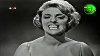 Eurovision NETHERLAND 1963 Annie Palmen - Een Speeldoos - EuroFanBcn