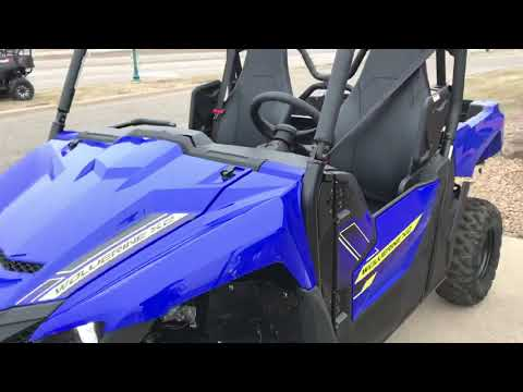 2020 Yamaha Wolverine X2 in Belle Plaine, Minnesota - Video 1