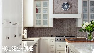 Top Tile Trends For Kitchens, Baths And More!