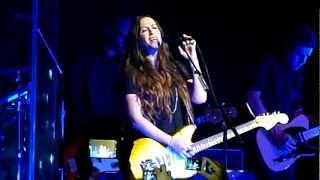 "Alanis Morissette - ""Lens"" live HD @ Credicard Hall, Sao Paulo, Brazil"