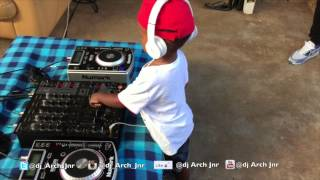"""Dj Arch Jnr Valentines mix 2015 """"For my Fans"""""""
