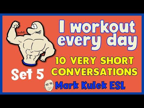 10 Very Short Conversations - set 5 (updated)   English for Communication - ESL