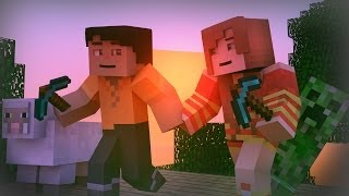 """♪ """"Promise"""" A Minecraft Song Parody of """"A Thousand Years"""" ♪"""