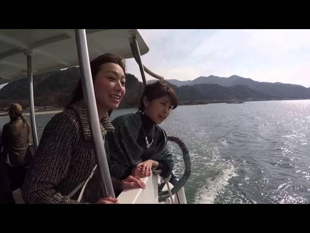 にいがた観光ナビ-笹川流れ遊覧船