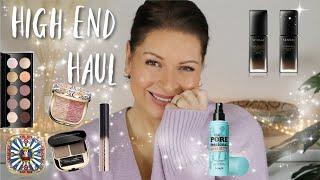 High End Makeup HAUL I Sensai DIOR Anastasia Beverly Hills Mascara D&G Benefit I Mamacobeauty