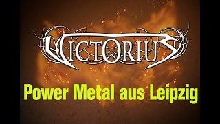 Victorius - Blood Alliance - live @ Rock gegen Armut 2015