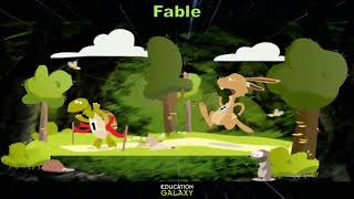 3rd Grade - Reading - Folktales, Fables, and Fairy tales - Topic Overview