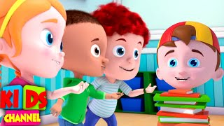 May I Please - Schoolies Nursery Rhymes | Cartoon Videos for Kids from KIds Channel