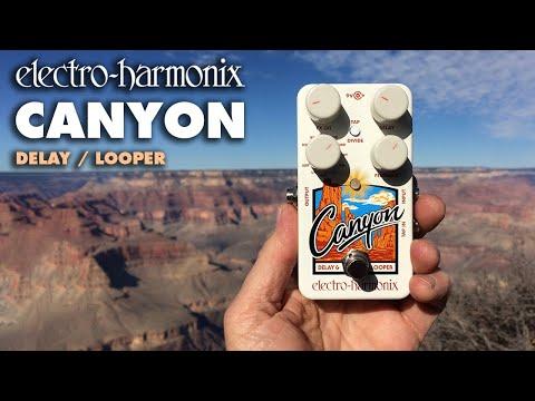 ELECTRO HARMONIX Canyon Kytarový efekt