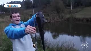 Мини удочка для рыбалки